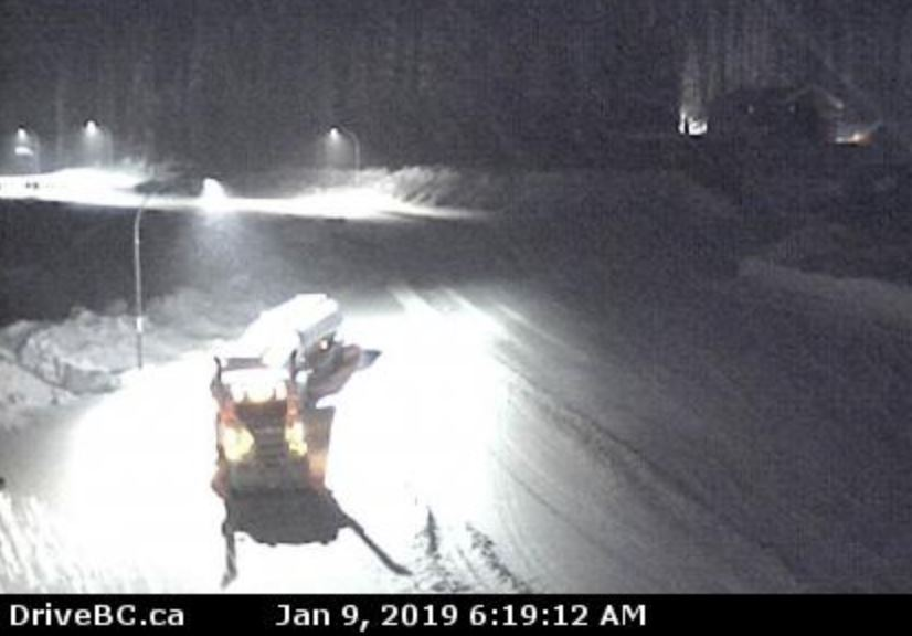 <who>Photo Credit: DriveBC</who>Kootenay Pass