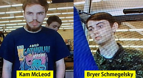 UPDATE: Teenagers suspected in deaths of 3 people in BC could now be in Manitoba, police say
