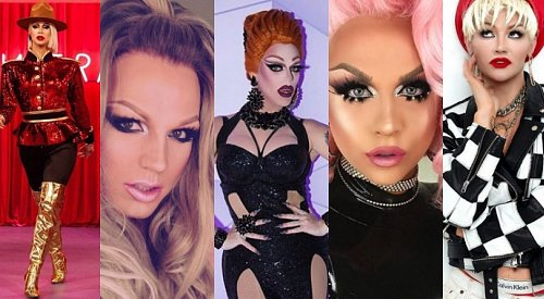 Several RuPaul's Drag Race stars will be delivering epic performances in Kelowna this summer