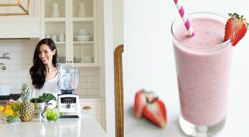 Super smoothies for pregnancy
