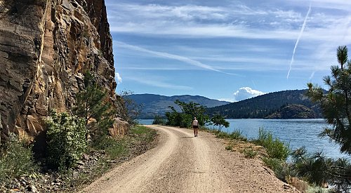 Province to fund project linking Predator Hill community to Okanagan Rail Trail