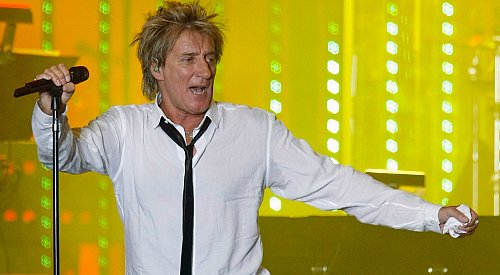 Rod Stewart is coming to Prospera Place