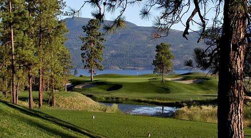 Two Eagles will open this week as the Central Okanagan golf season gets underway