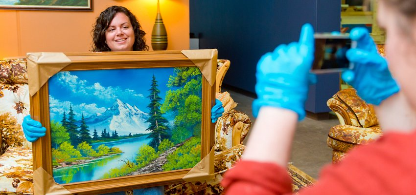 First ever Bob Ross exhibit outside America set to launch Saturday at Penticton Art Gallery