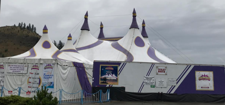 The Circus is back at Aberdeen Mall