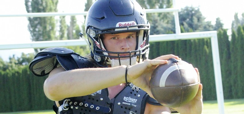 KSS Owls' receiver catches on with Team Canada