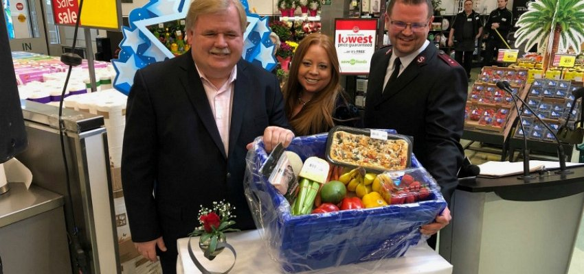 VIDEO: Grocery giant aims to eliminate food waste
